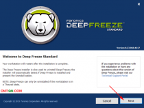 Deep freeze full crack mới nhất link google drive
