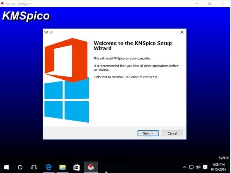 kích-hoạt-windows-10-và-office-sử-dụng-kmspico-win-10-64bit-2