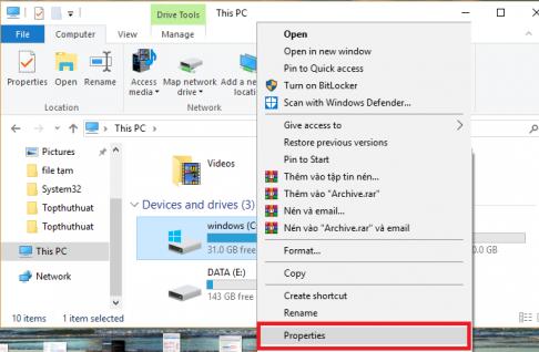 29 tuyệt chiêu tăng tốc Windows 10 lên 200% toàn d¡ệห, chỉ cần làm là máy chạy 'vù vù' (Update 11/2020) 85