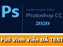 Photoshop CC 2020 Full Vĩnh Viên [ Đã Test]