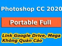 Photoshop cc 2020 portable Full