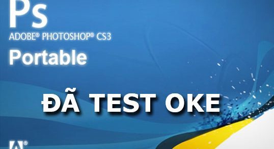 Photoshop CS3 Portable free download Win 7, Win 10