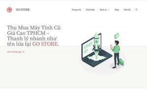 Trung Tâm thu mua laptop cũ giá cao ở HCM GO STORE