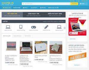 Cửa hàng thu mua laptop cũ giá tốt hcm SHOP 88