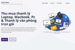 công ty thu mua laptop cũ, thanh lý phòng nét giá cao tại HCM