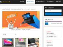 Top 6 cửa hàng thu mua Laptop cũ giá cao nhất tphcm